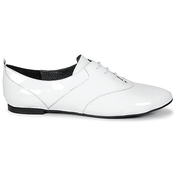 Chaussures blanc grande taille EDAMIS