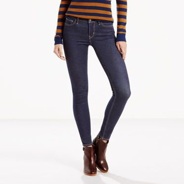 Levis 710 FlawlessFX Super Skinny Jeans High Society