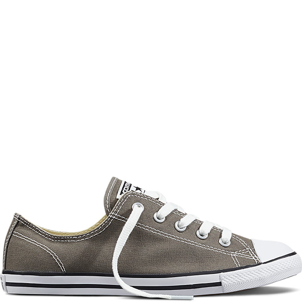 Chuck Taylor All Star Dainty Grey grande taille