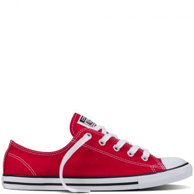 Chuck Taylor All Star Dainty Red grande taille
