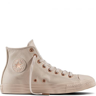 Chuck Taylor All Star Hi Brown grande taille