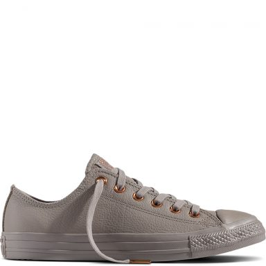 Chuck Taylor All Star Leather Cream grande taille
