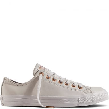 Chuck Taylor All Star Leather White grande taille