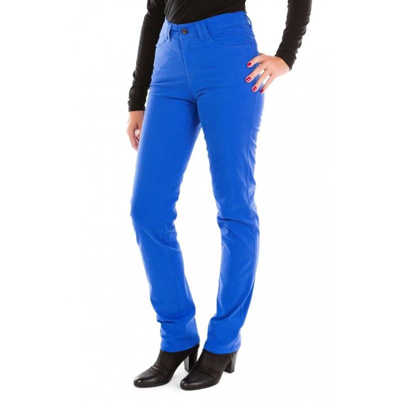 Jeans bleu roi Flamenzo - Femme grande