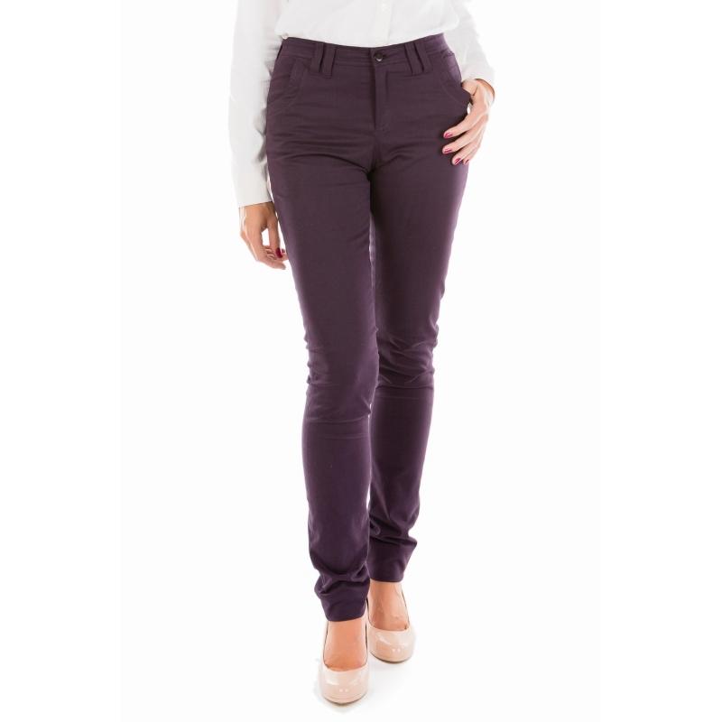 Jeans violet Flamenzo - Femme grande