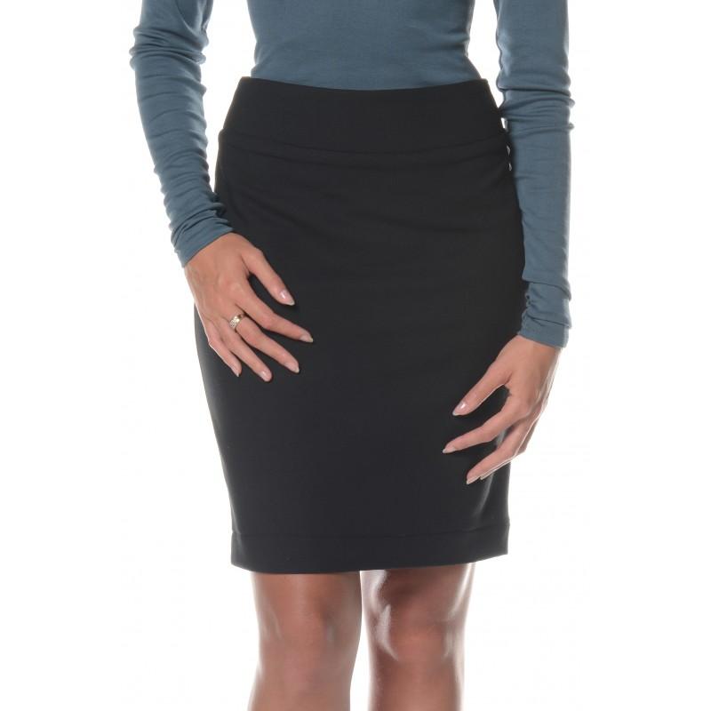 Jupe noire Flamenzo - Femme grande