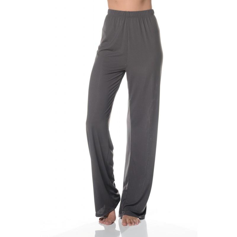 Pantalon d'intérieur gris Flamenzo - Femme grande