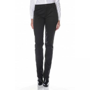 Pantalon droit coupe jeans Flamenzo - Femme grande