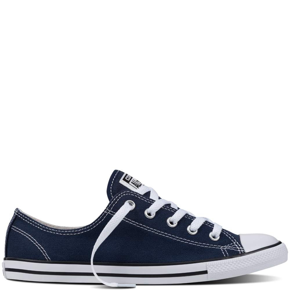 Chuck Taylor All Star Dainty Black grande taille