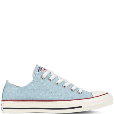 Chuck Taylor All Star Perf Stars Blue grande taille