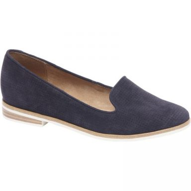 Mocassins bleu grande taille 5Th Avenue