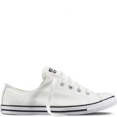 Chuck Taylor All Star Dainty White grande taille