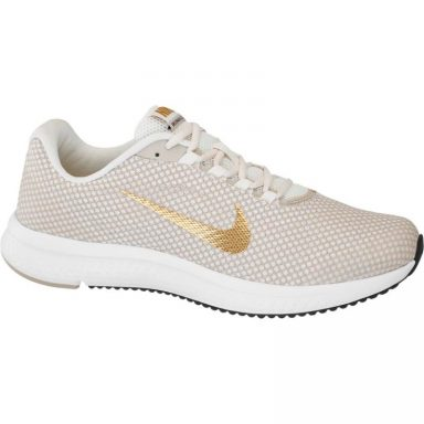 Baskets running Run Allday beige grande taille