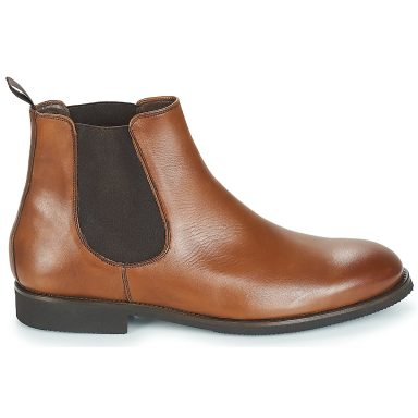 Boots marron grande taille HUP
