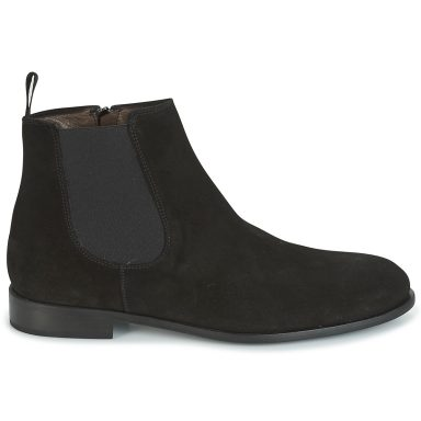 Boots noir grande taille HUPA