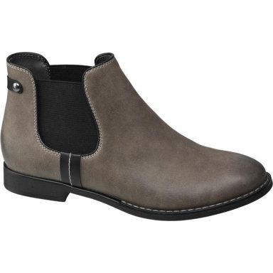 Bottines taupe grande taille