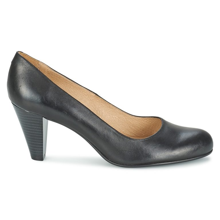 Chaussures escarpins noir grande taille SEROMALOKA