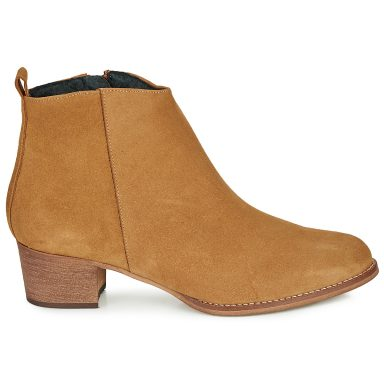 Bottines marron grande taille MARTINO