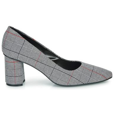 Chaussures escarpins gris grande taille AXEL