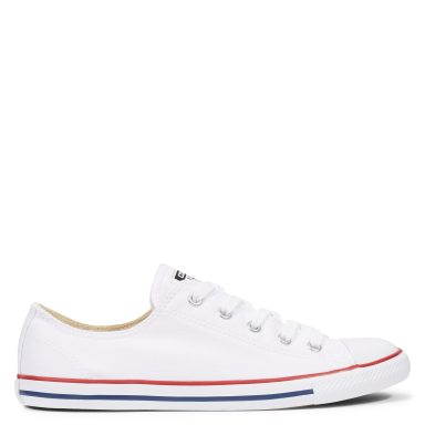 Chuck Taylor All Star Dainty Low Top White grande taille