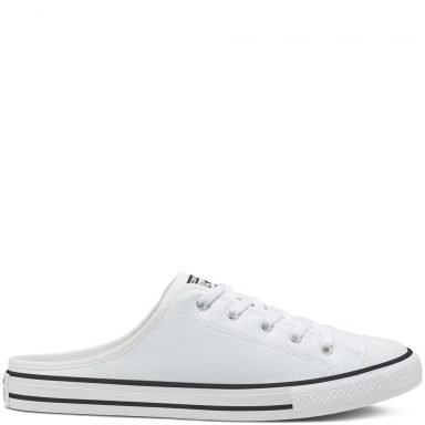 Chuck Taylor All Star Seasonal Color Dainty Mule Slip pour Femme Black grande taille