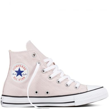 Chuck Taylor All Star Seasonal Color High Top Pink grande taille