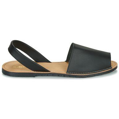 Sandales noir grande taille LOJA