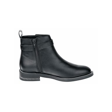 Bottines noir - Grandes pointures