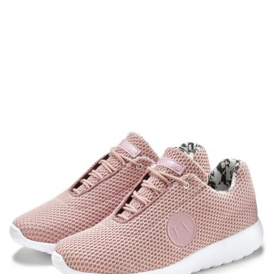 Lascana - Sneakers rose - Grandes pointures